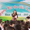 Hình ảnh ngày Hội bé đến trường năm học 2014-2015