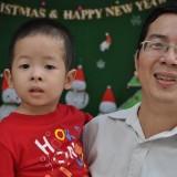 Anh Võ Thành Hưng – Phụ huynh bé: Võ Gia Huy – Lớp Chồi
