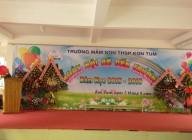 Hình ảnh ngày Hội bé đến trường năm học 2015-2016