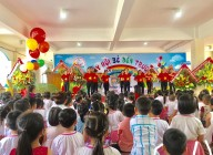 Hình ảnh Ngày hội bé đến trường năm học 2017-2018