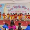 Ngày Hội bé vào hè năm học 2017-2018