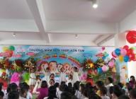 Ngày Hội bé đến trường năm học 2018-2019