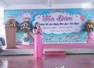 Hình ảnh tọa đàm kỷ niệm 36 năm ngày Nhà giáo Việt Nam 20/11/2018