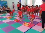 Hình ảnh dạy thực hành cho lớp tập huấn của Sở GD&ĐT Kon Tum, ngày 18/3/2021